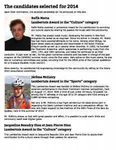 Lambertois Merit Awards _ Ville de Saint-Lambert - anglais_img_0